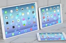 iPad Pro màn hình phủ nano bạc 12,9 inch sẽ ra mắt vào 2016?