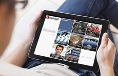 """Flipboard thành tâm điểm tranh giành của các """"ông lớn"""" Internet"""