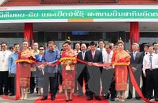 Chủ tịch nước dự khánh thành sân bay quốc tế Attapeu tại Lào