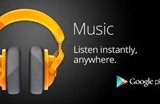 Cạnh tranh với Apple, Google ra Google Play Music miễn phí