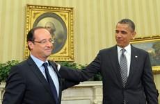 Tổng thống Mỹ xoa dịu đồng minh Pháp sau bê bối nghe lén