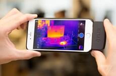Phụ kiện nhỏ biến iPhone thành máy đo thân nhiệt phòng dịch bệnh