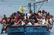 Thêm gần 3.000 người di cư được giải cứu trên Địa Trung Hải