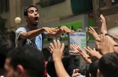 Tòa Ai Cập bỏ tù gần 50 người ủng hộ cựu Tổng thống Morsi
