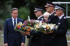 Anh tưởng niệm 10 năm xảy ra các vụ khủng bố ở London