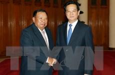Thủ tướng tiếp Phó Chủ tịch nước Lào Bounnhang Volachit