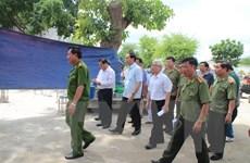 Bộ trưởng Công an tới Bình Phước chỉ đạo điều tra vụ thảm sát