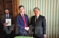 Việt Nam-Italy đẩy mạnh hợp tác lĩnh vực pháp luật và tư pháp
