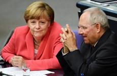 Quốc hội Đức thông qua kế hoạch mới giải cứu Hy Lạp