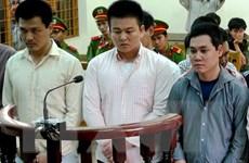 """Tây Ninh: Ba công an xã lãnh án 22 năm tù về hành vi """"bảo kê"""""""