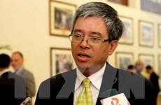 Đại sứ Việt Nam dự Hội nghị Ủy ban Thương mại Khẩn cấp Hoa Kỳ