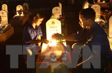 Nhiều hoạt động tri ân nhân kỷ niệm ngày thương binh-liệt sỹ