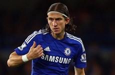 Không được Chelsea trọng dụng, Filipe Luis trở về Atletico Madrid