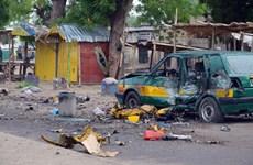 Đánh bom đẫm máu ở Đông Bắc Nigeria làm 50 người thiệt mạng