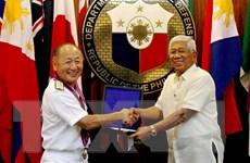Nhật Bản muốn tập trận đa phương cùng với Mỹ và Philippines