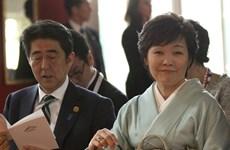 Phu nhân Thủ tướng Shinzo Abe bất ngờ viếng thăm đền Yasukuni