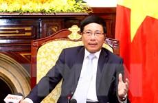70 năm ngành Ngoại giao Việt Nam đồng hành cùng dân tộc