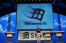 Thế giới kỷ niệm 20 năm ngày hệ điều hành Windows 95 ra đời