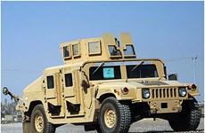 Bộ Quốc phòng Mỹ ký hợp đồng phát triển xe Humvee thế hệ mới