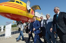 Nga có kế hoạch cung cấp cho Iran nhiều máy bay thương mại