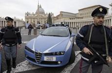Italy tăng cường an ninh chống khủng bố ở các nhà ga lớn