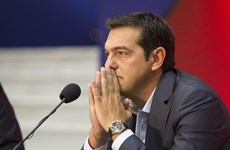Hy Lạp: Tỷ lệ ủng hộ đảng của cựu thủ tướng Tsipras giảm sút
