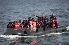 """Hành trình khốn khổ của người di cư đến """"vùng đất hứa"""" châu Âu"""