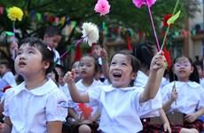 Lễ khai giảng năm học mới gọn nhẹ tại nhiều trường trên cả nước