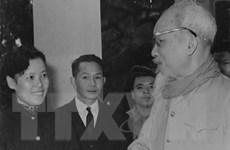 [Photo] Lãnh đạo Đảng, Nhà nước với TTXVN giai đoạn 1960-1970