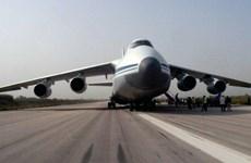 SOHR: Các lực lượng Nga đang xây dựng một đường băng ở Syria