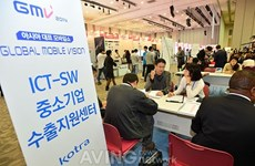Hàn Quốc tổ chức triển lãm di động quy mô lớn nhất từ trước tới nay