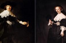 """Pháp """"bắt tay"""" Hà Lan để mua tranh của danh họa Rembrandt"""