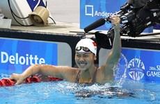 Kình ngư Ánh Viên không dự chặng 3 Cúp bơi lội thế giới 2015