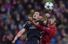 Cầu thủ của Dinamo Zagreb dương tính doping sau trận gặp Arsenal