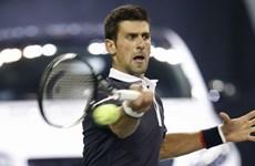 Djokovic thắng nhanh, Nadal chật vật vào vòng 3 Thượng Hải Masters