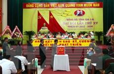 Ông Dương Văn Trang được bầu giữ chức Bí thư Tỉnh ủy Gia Lai