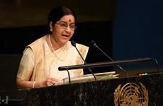 Ngoại trưởng Ấn Độ thăm Nga, thúc đẩy quan hệ song phương