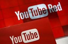 """YouTube cung cấp dịch vụ xem """"video sạch"""" tại thị trường Mỹ"""