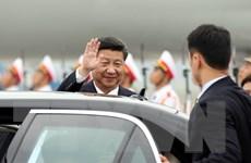 Tổng Bí thư, Chủ tịch Trung Quốc phát biểu cảm tưởng khi tới Việt Nam
