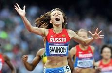 Các vận động viên điền kinh Nga có thể bị cấm thi đấu quốc tế