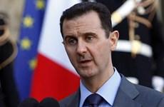 Tổng thống Syria: Khủng bố Paris bắt nguồn từ chính sách của Pháp