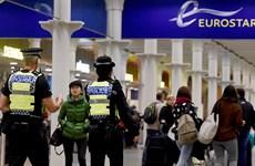 Anh tăng cường an ninh và tình báo sau vụ khủng bố ở Paris