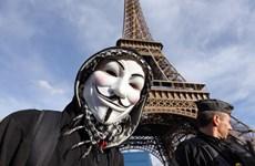 Anonymous bắt đầu tiết lộ chi tiết các cá nhân nghi ngờ là IS