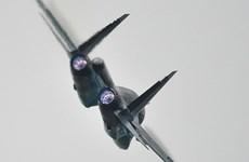 """Máy bay Nga """"truy sát"""" các xe chở dầu của phiến quân IS"""