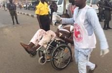 Đánh bom liều chết giữa khu chợ ở Nigeria làm hơn 50 người chết