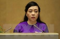 Chính phủ trình Quốc hội xem xét dự án Luật Dược sửa đổi
