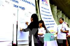 Míttinh hưởng ứng tuần lễ phòng chống kháng thuốc tại Việt Nam