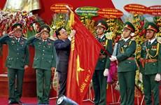Quân khu 7 đón nhận Huân chương Quân công hạng Nhất