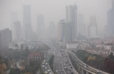 Trung Quốc: Khói mù ô nhiễm đã lan sang thành phố Thượng Hải