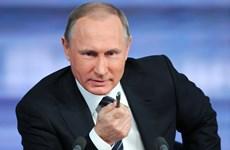 Putin: Quan hệ Nga-Thổ Nhĩ Kỳ không có triển vọng cải thiện
